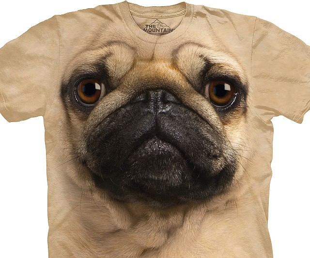 pug-face-shirt1-640x533 - Valentine's Day Gifts
