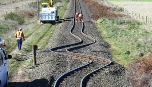 5. This New Zealand train won't be taking you on a wild ride