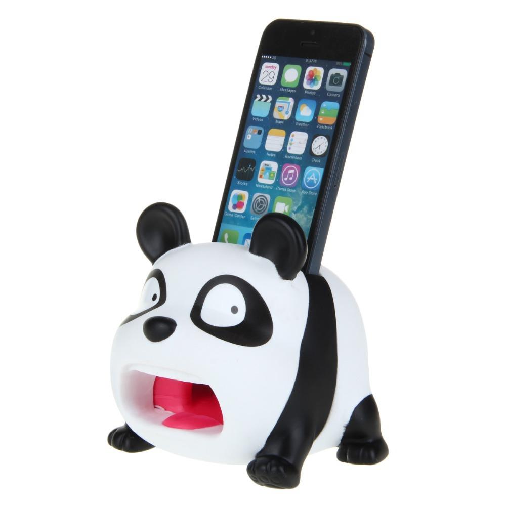 iPhone Speaker Amplifier Stand