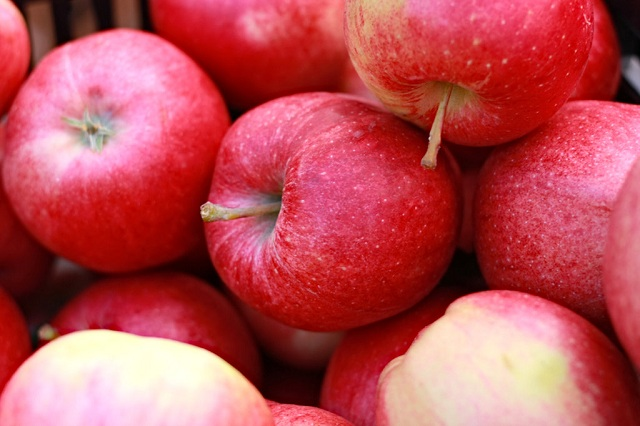Organic Apples_Healthy Foods