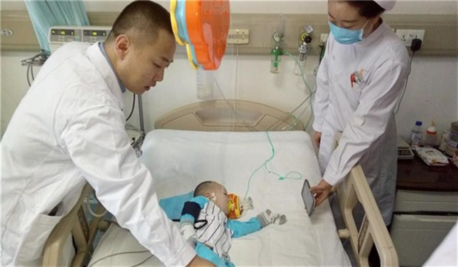 3D-printed model Surgery