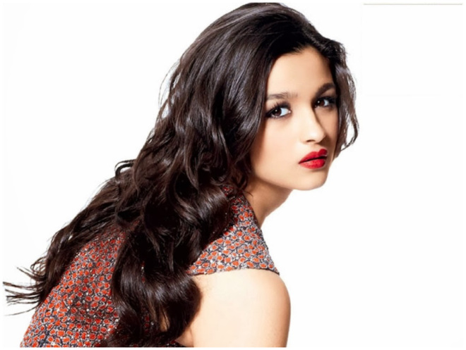 Alia Bhatt Bollywood Star