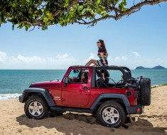 Drive Up To Destination Daintree To See Where The Rainforest Actually Meets The Reef
