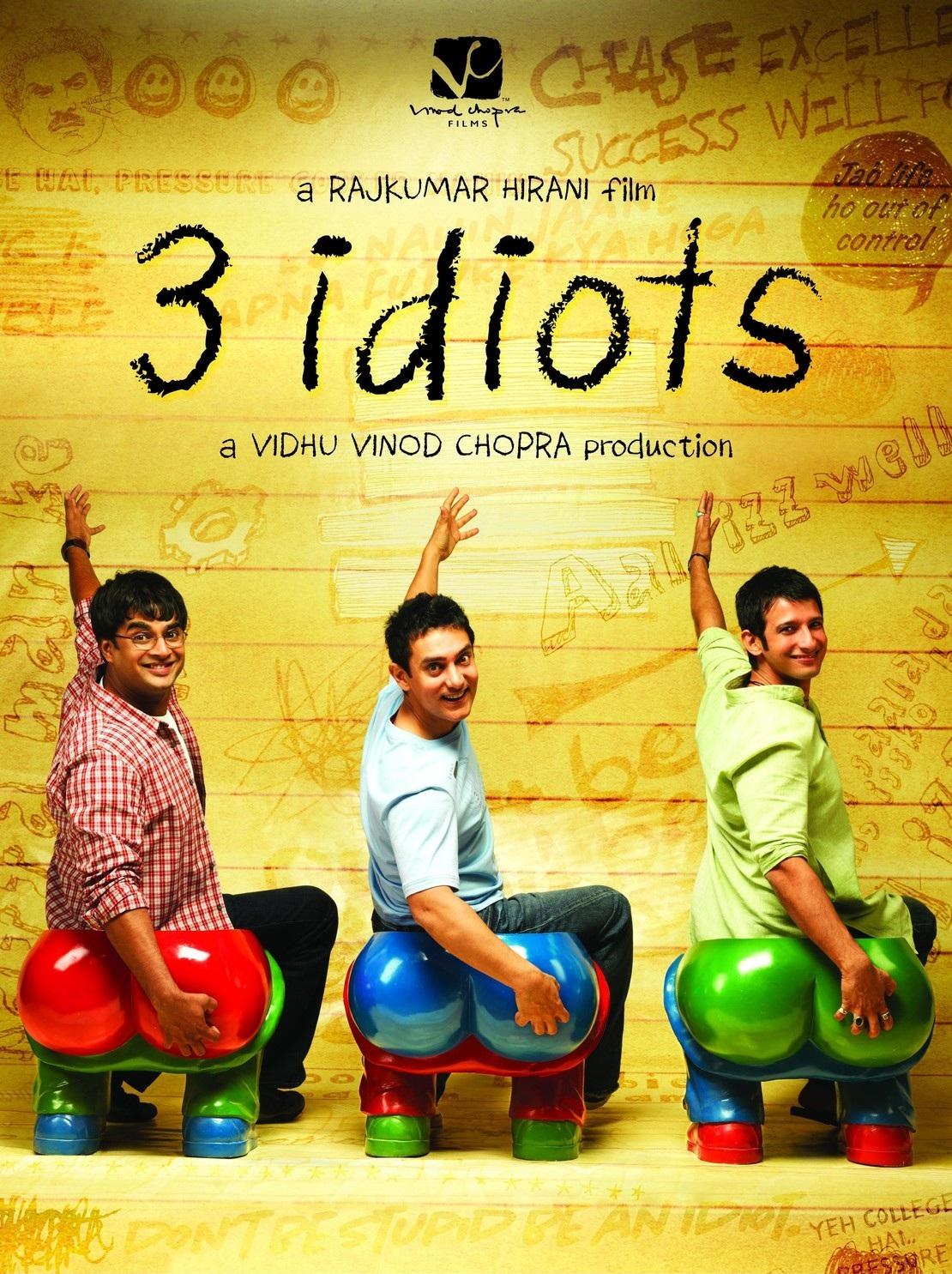 3 Idiots_Movies