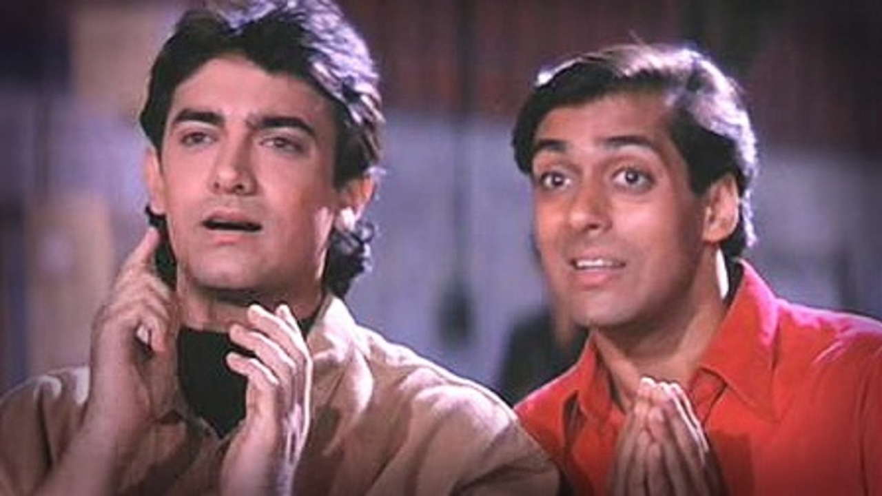 Bollywood Movies-Andaz Apna Apna