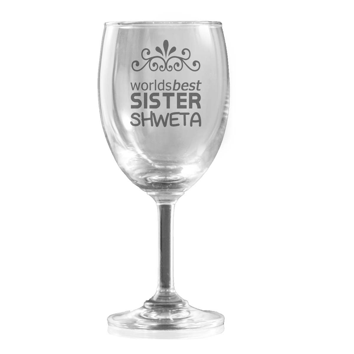 Be Creative With A Glass Engraving