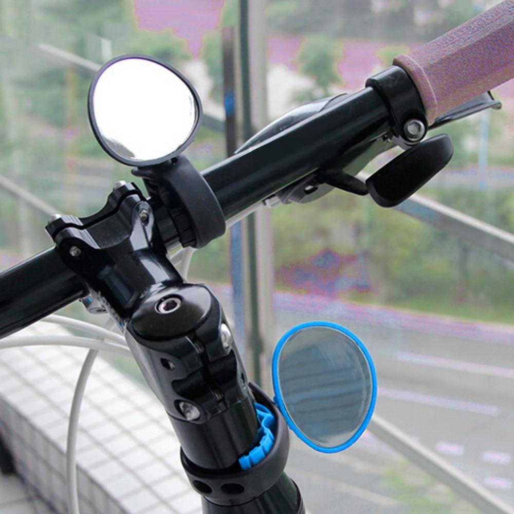 Bicyclist Rear View Mirror