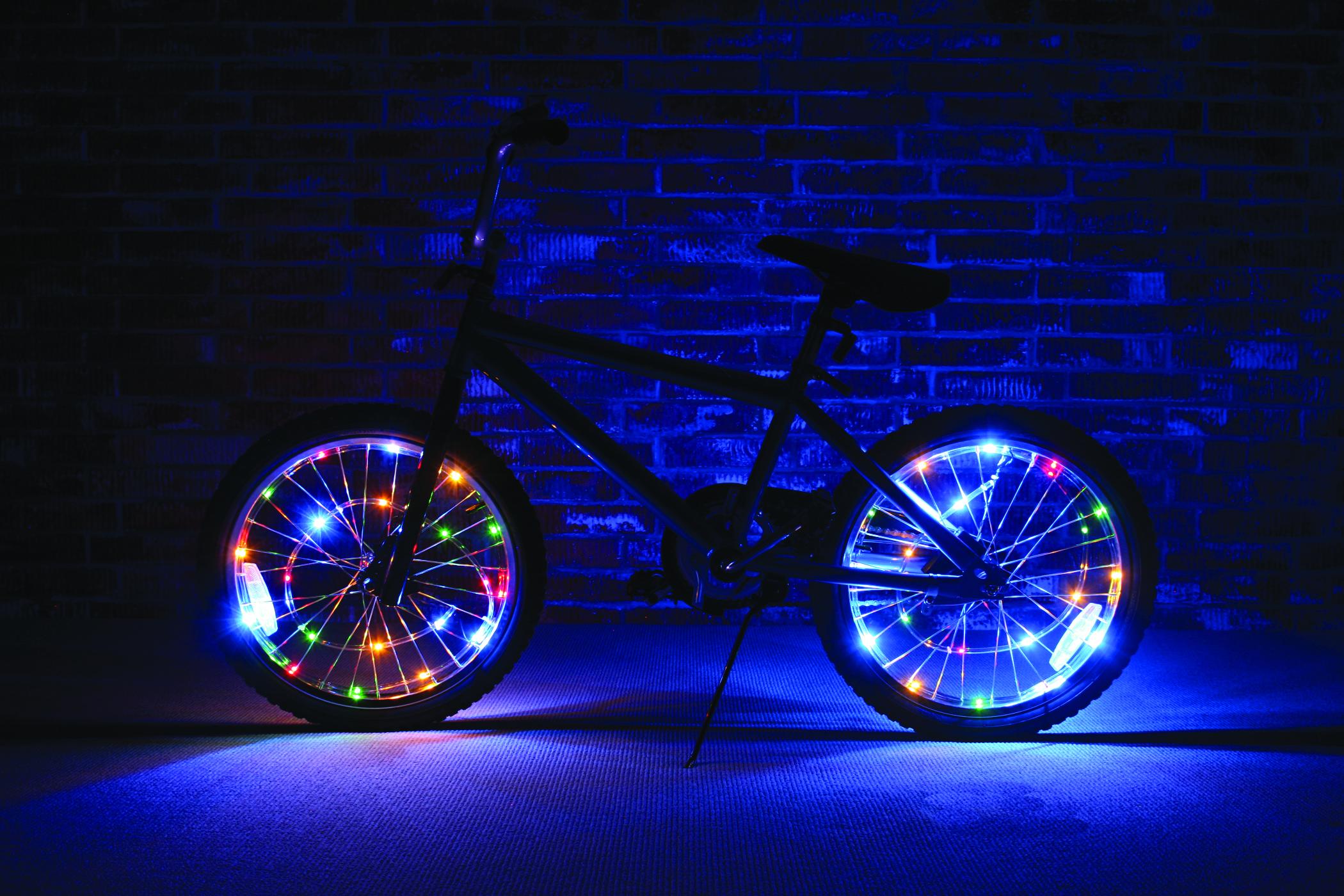 Bike Wheel Lights