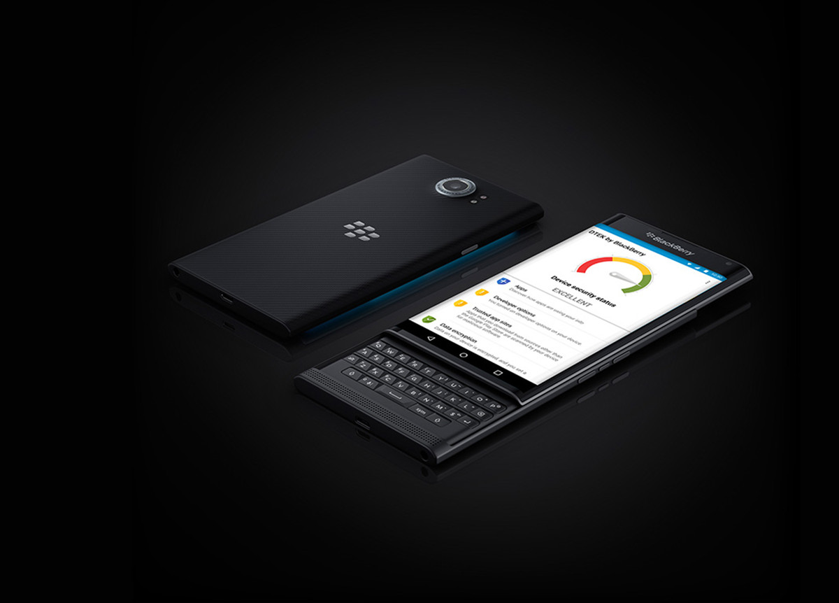 Blackberry PRIV Secure Smartphone