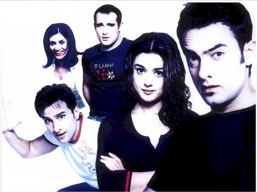 Bollywood Movies-Dil Chahta Hai