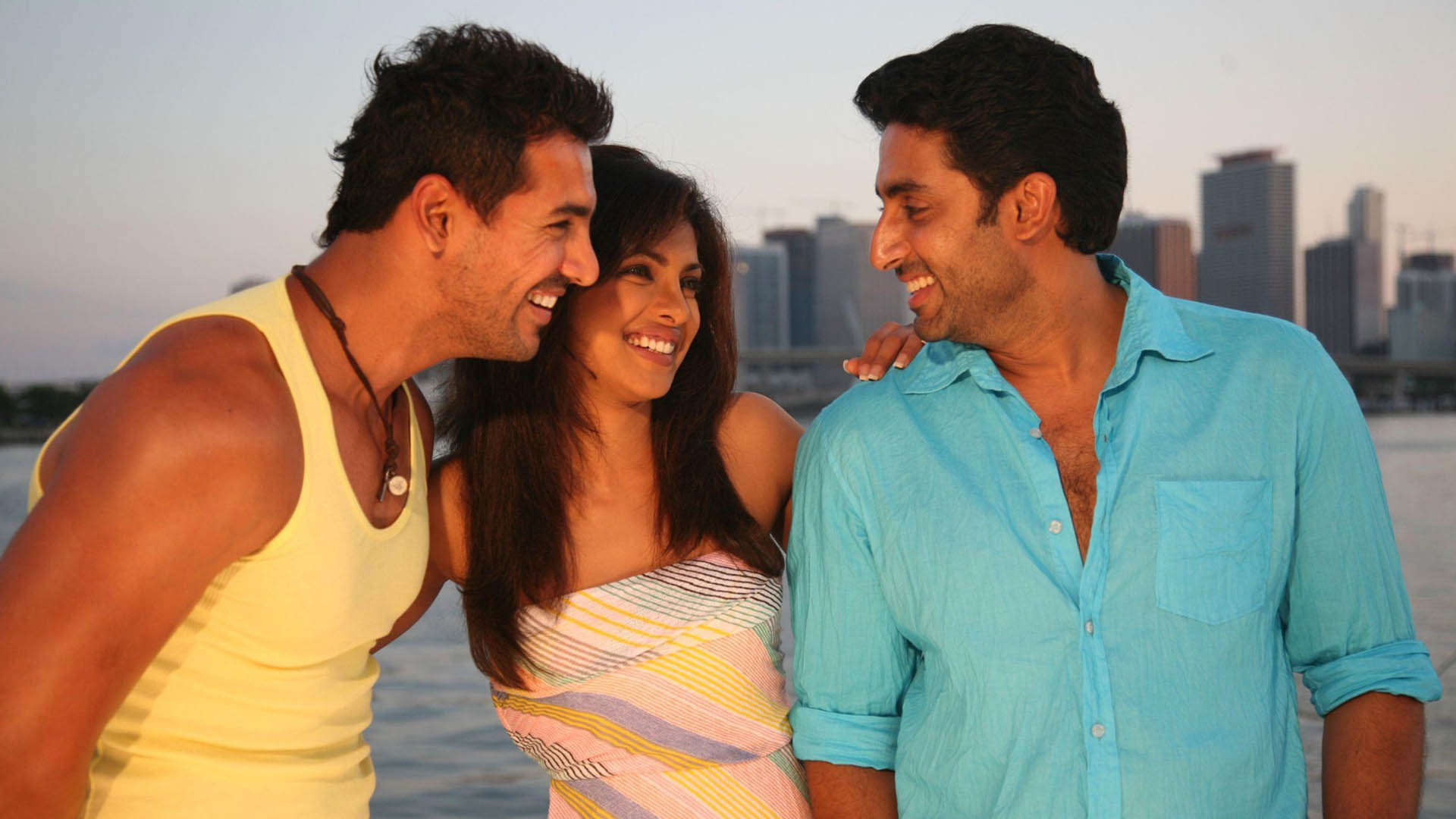 Bollywood Movies-Dostana