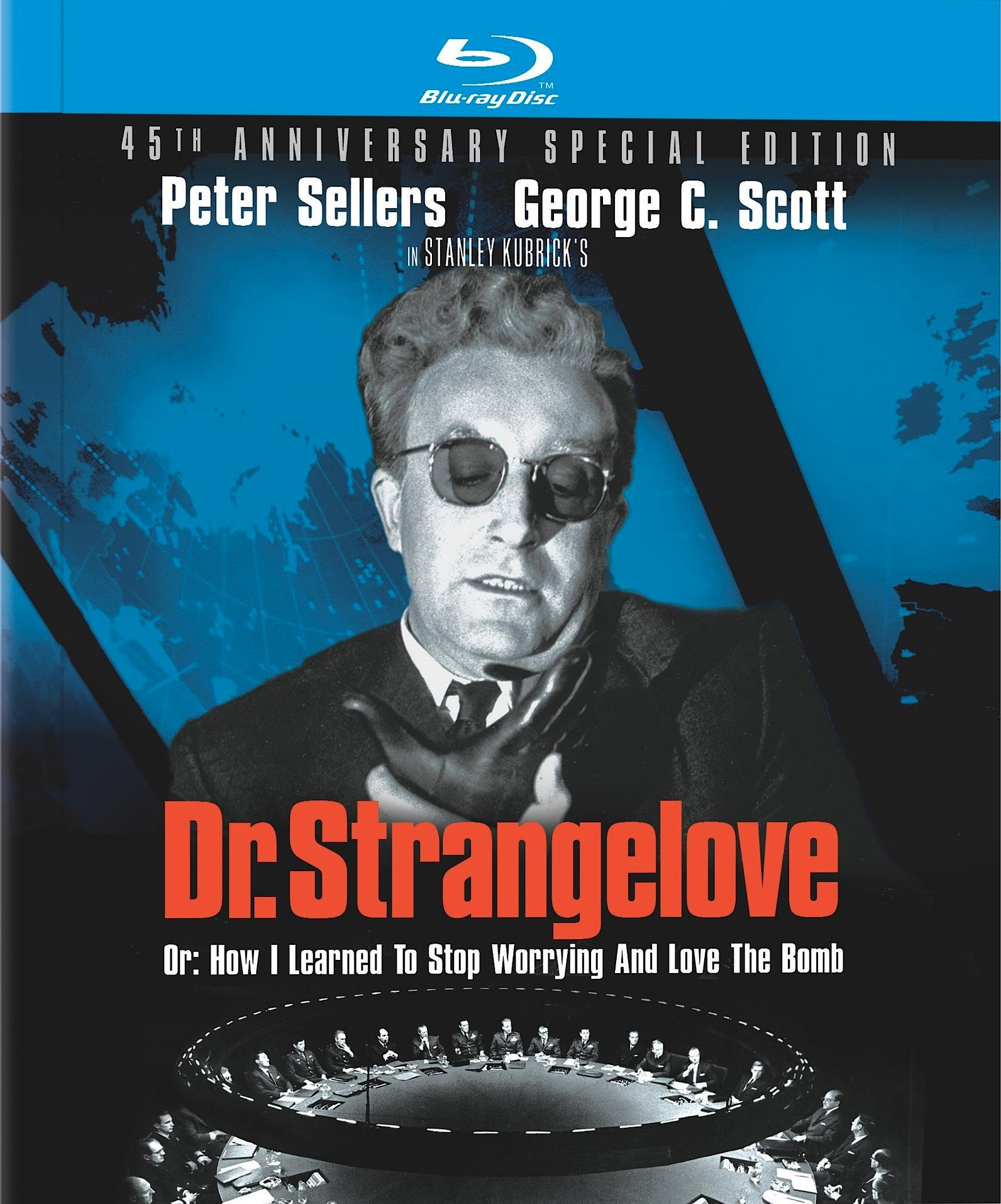 Dr. Strangelove Or: How I Learned To Stop Worrying And Love The Bomb_Movies