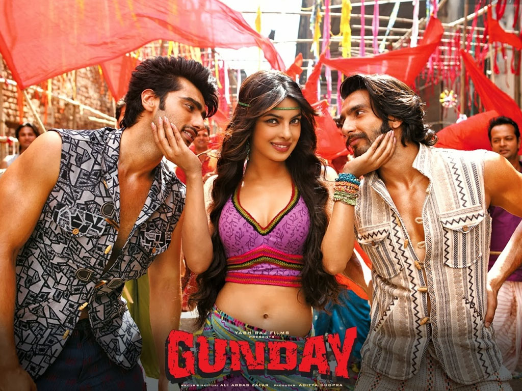 Bollywood Movies-Gunday