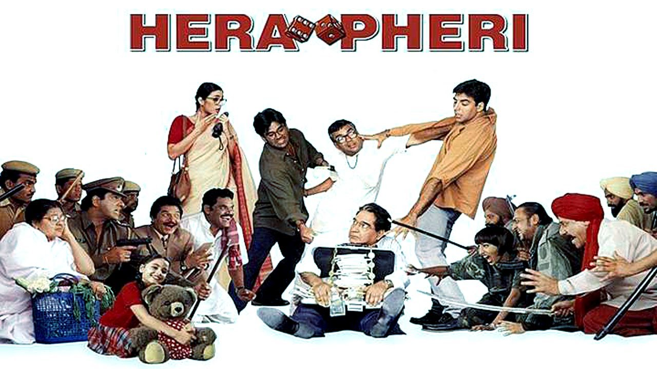 Bollywood Movies- Hera Pheri
