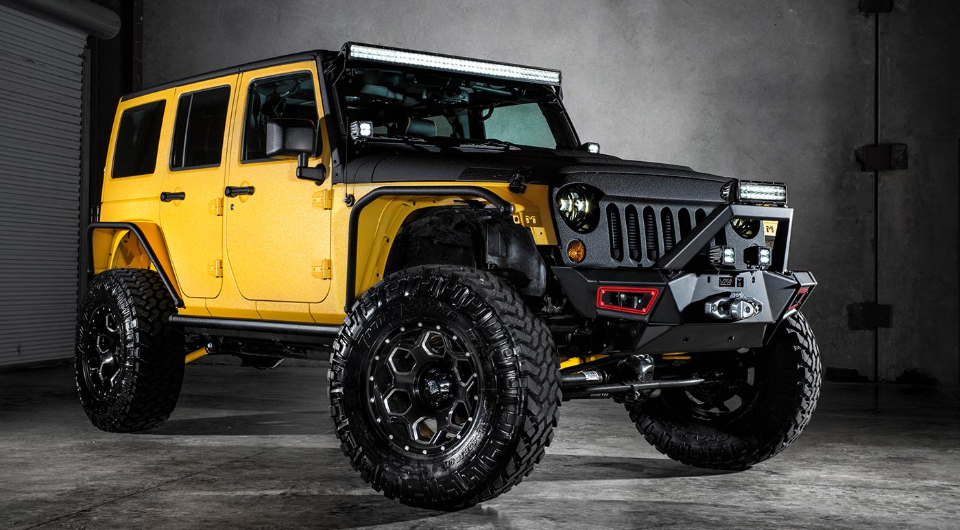 Jeep Wrangler Terminator