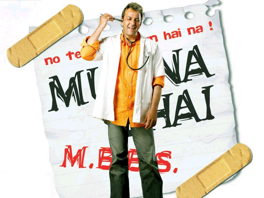 Bollywood Movies-Munna Bhai MBBS