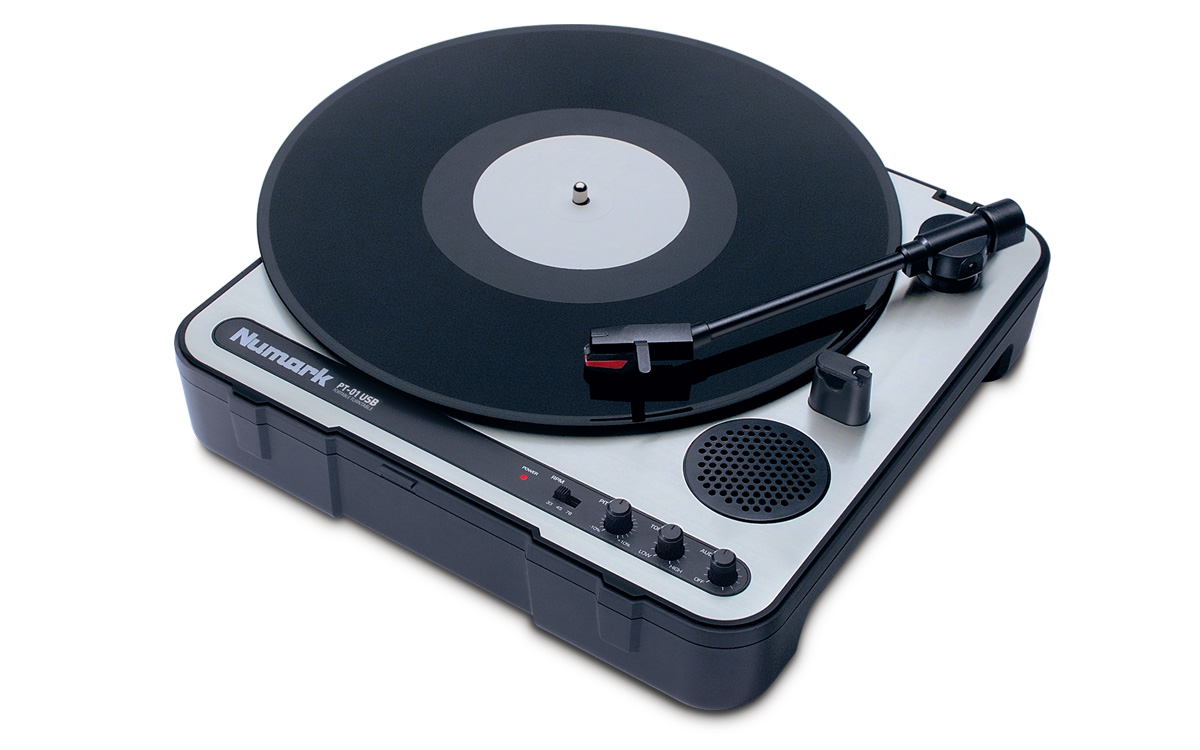Portable Turntable_musical instruments