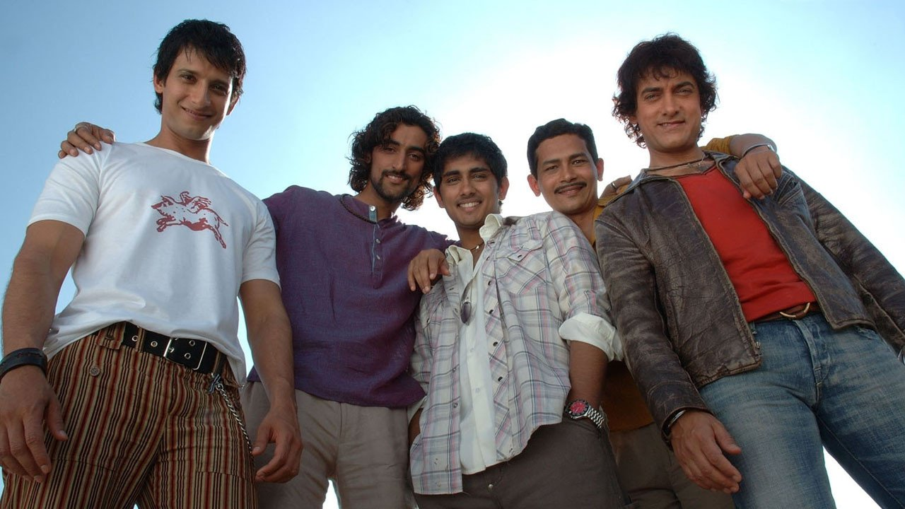 Bollywood Movies-Rang De Basanti