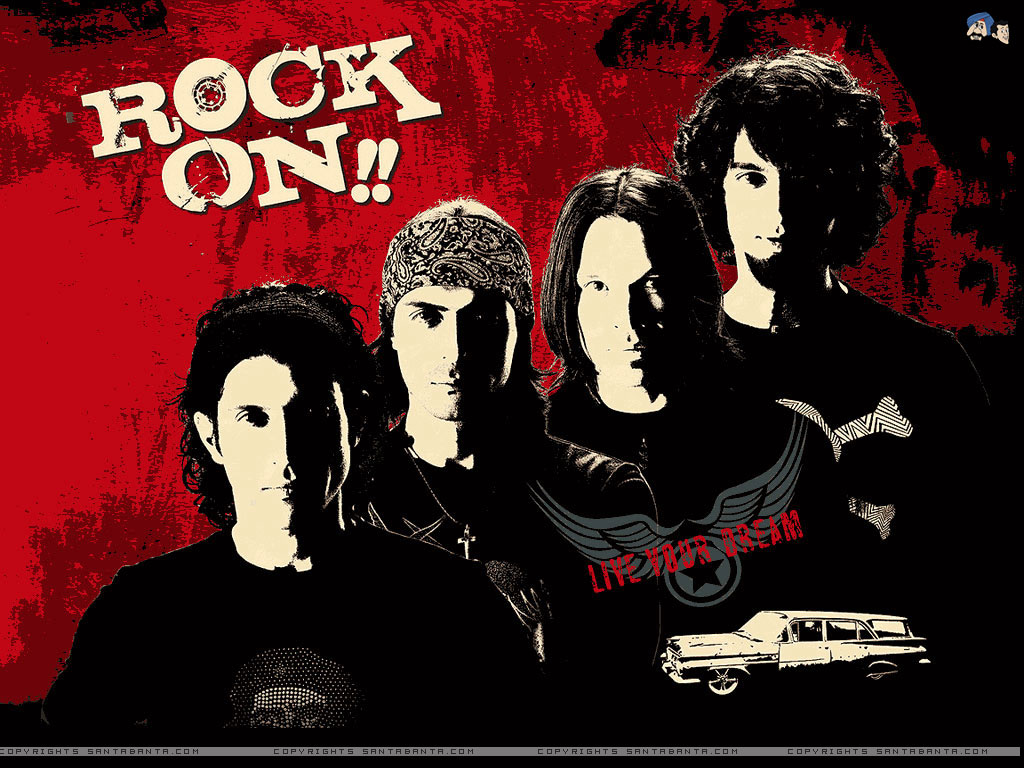 Bollywood Movies-Rock On