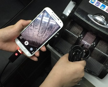 Smartphone Endoscope Tube