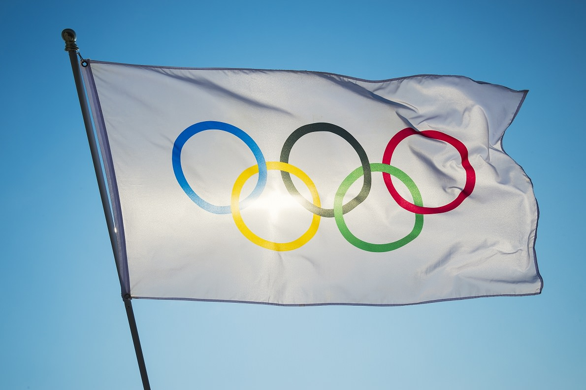 The Olympic Flag Represents Every Country In The World