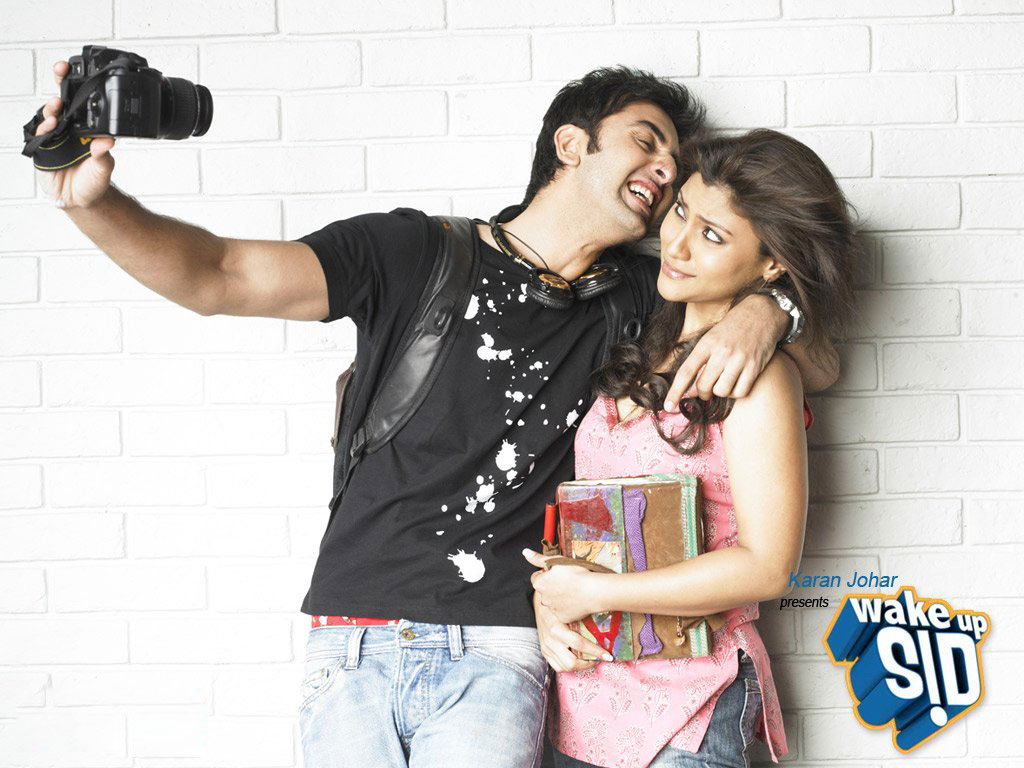 Bollywood Movies-Wake Up Sid