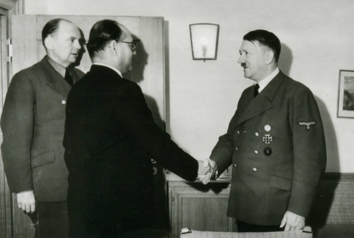 When Subhas Chandra Bose met Hitler