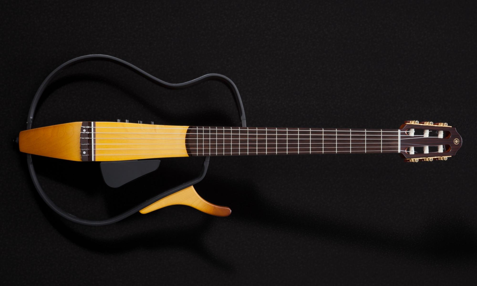 Yamaha Silent Guitar_musical instruments