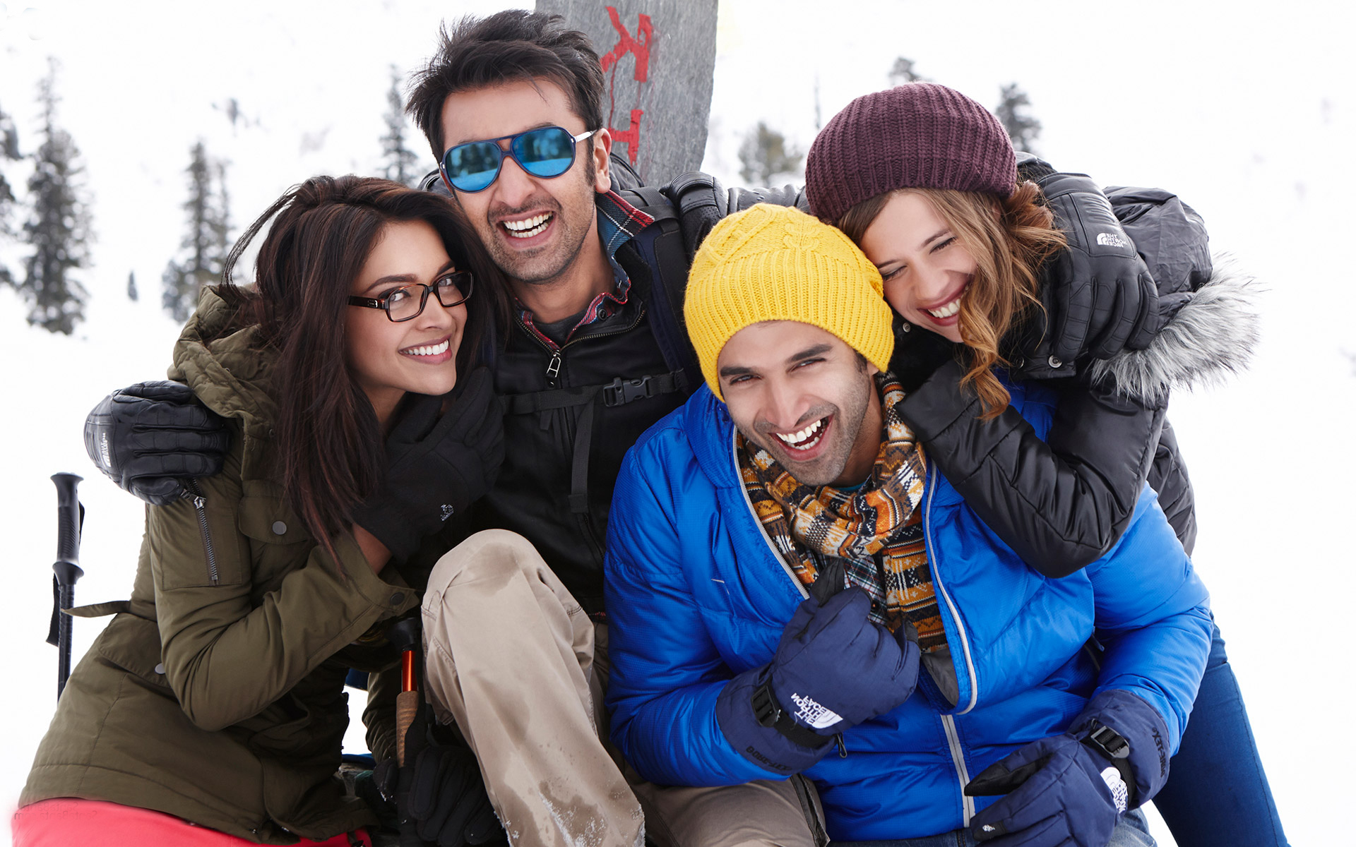 Bollywood Movies-Yeh Jawani Hai Deewani