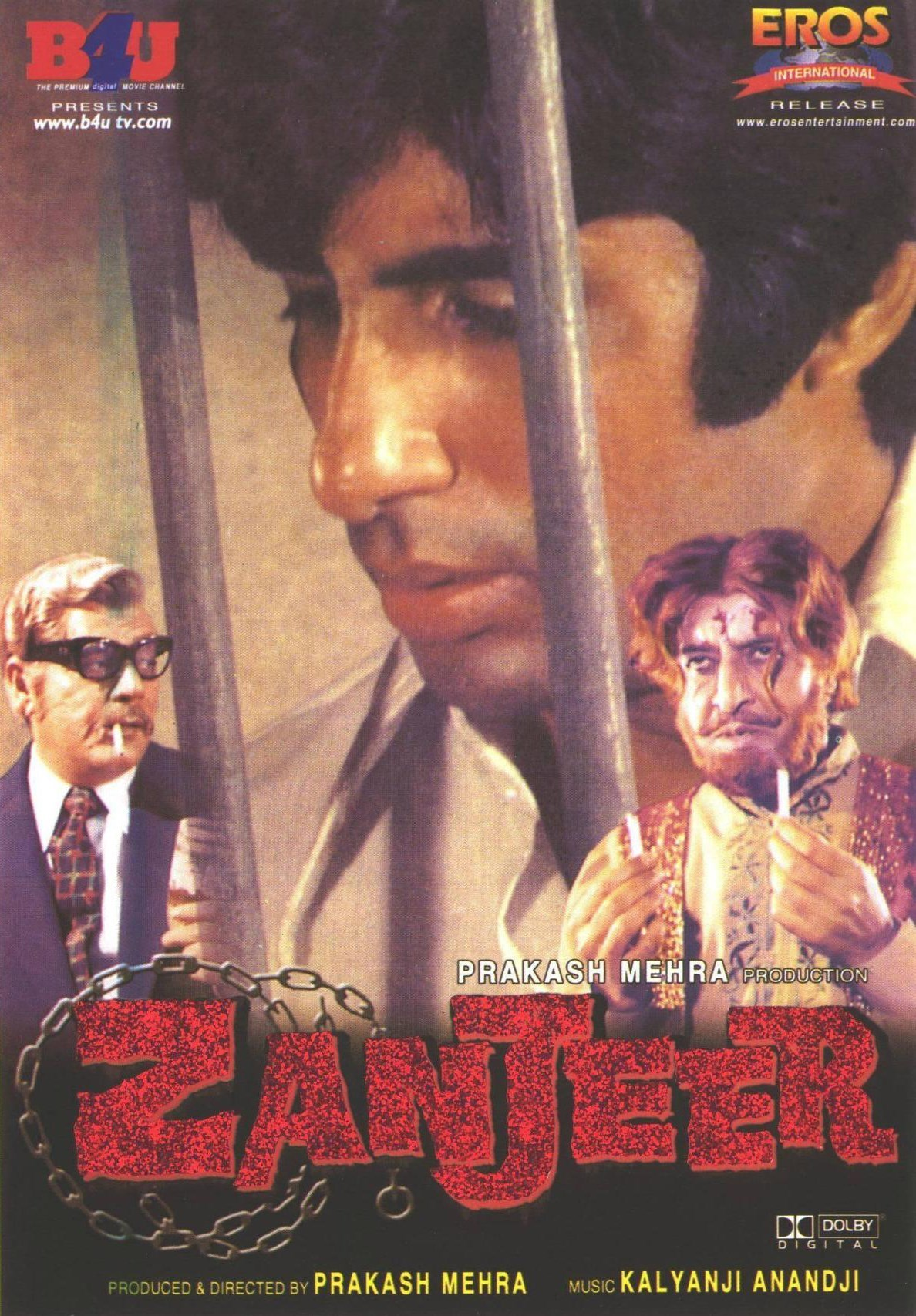 Bollywood Movies-Zanjeer