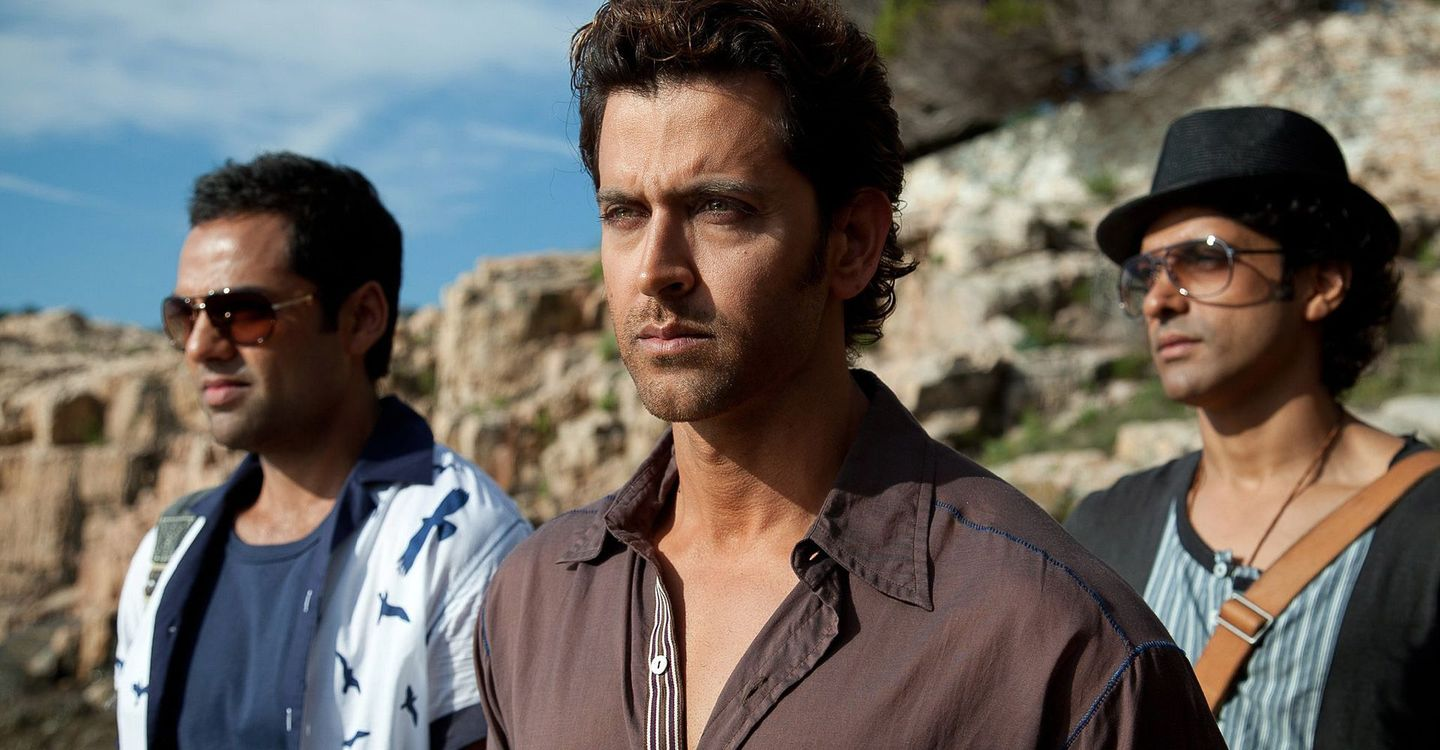 Bollywood Movies-Zindagi Na Milegi Dobara