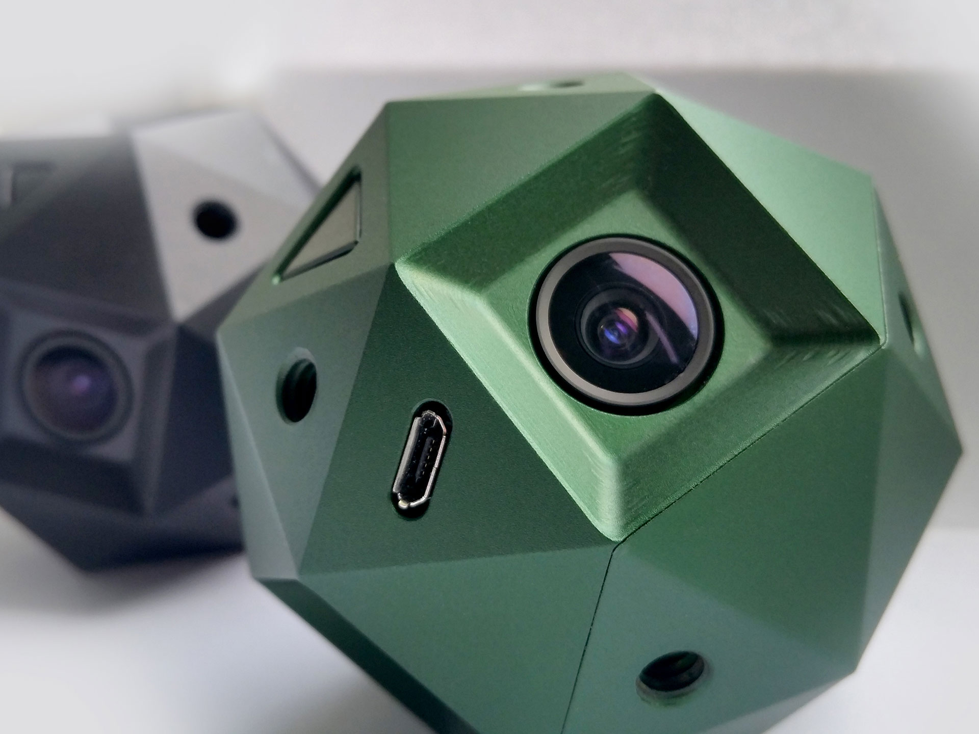 360 Degree 4K Spherical Camera_Online Camera