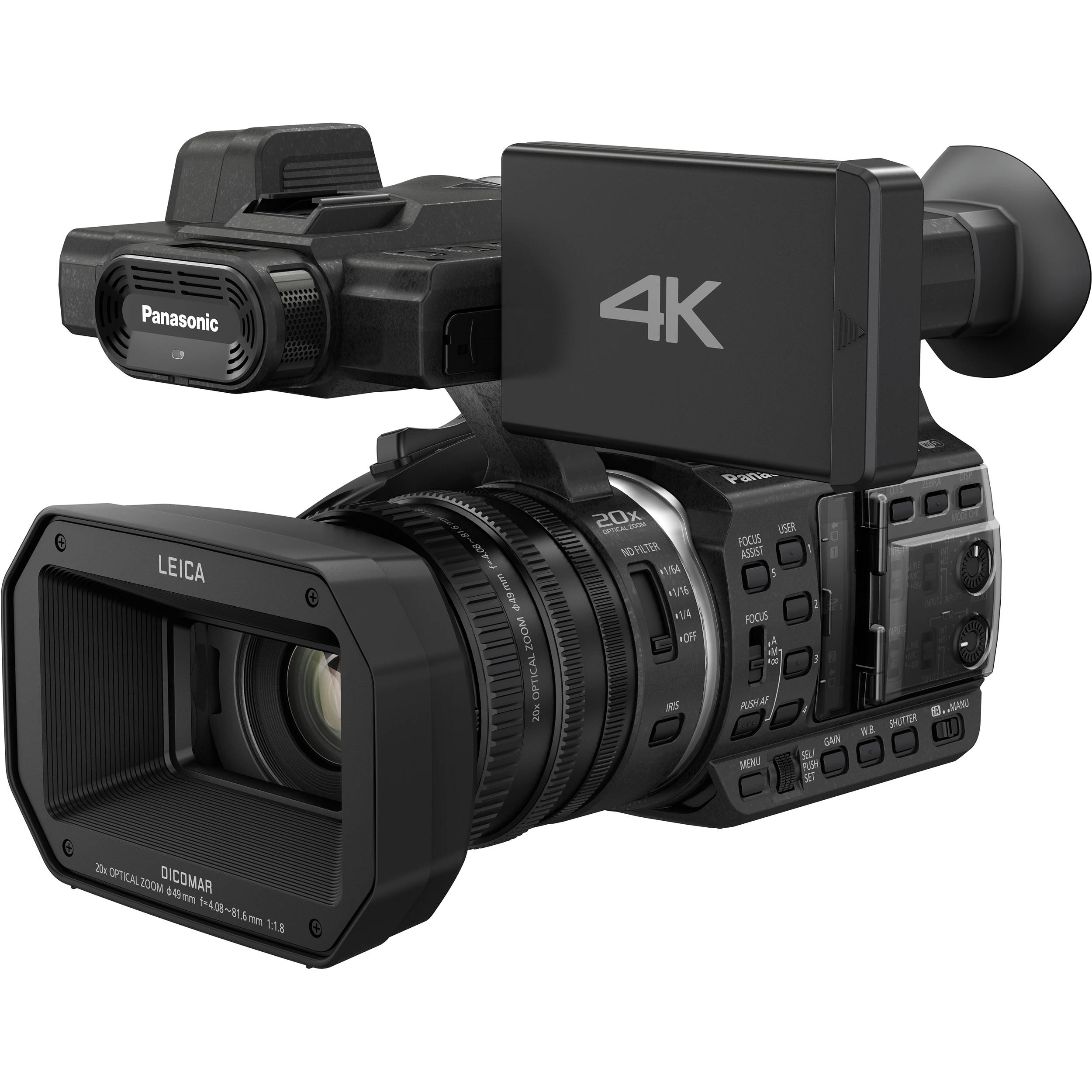 4K Ultra High Definition Camcorder_Online Camera