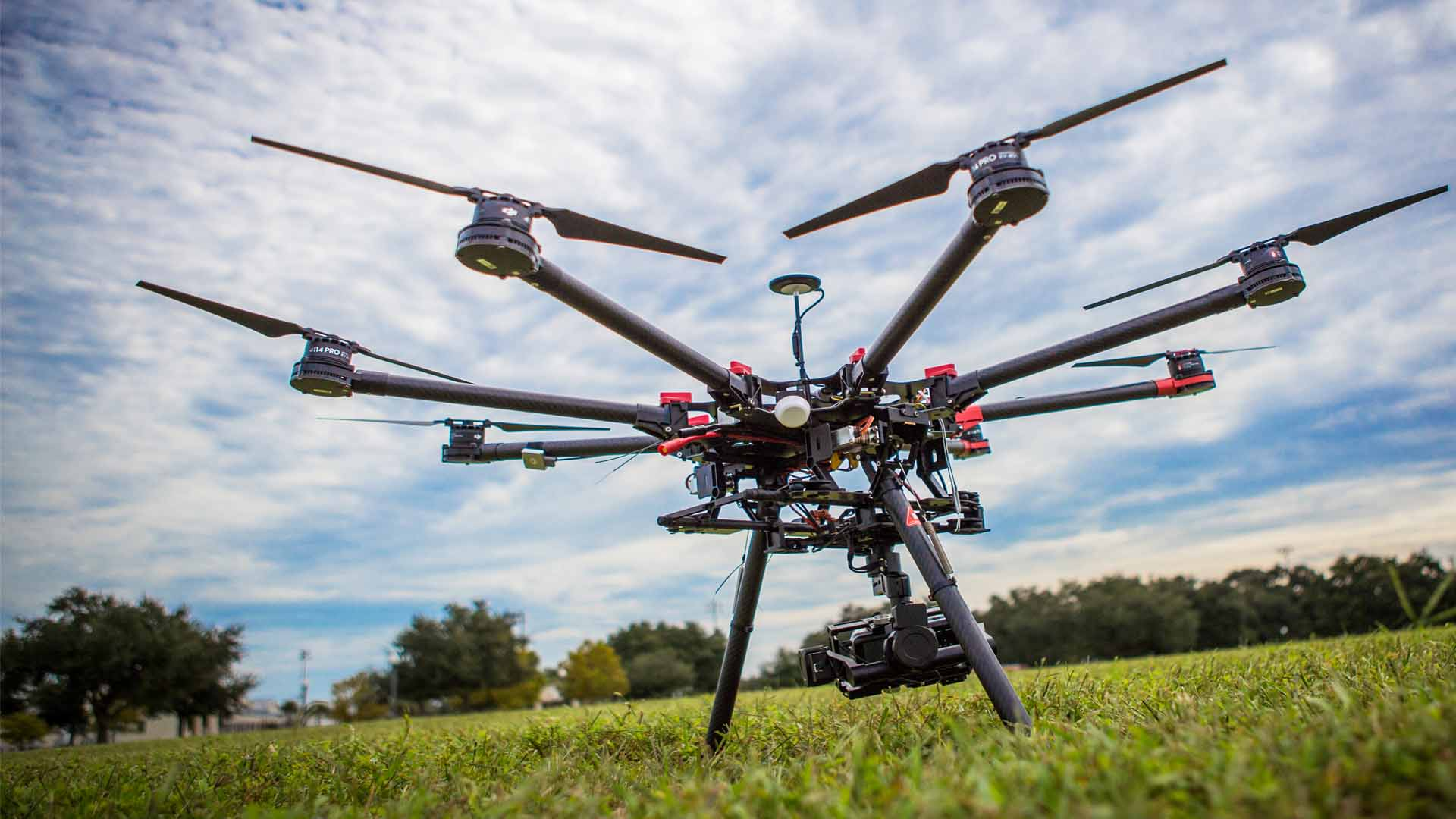 Aerial Cinematography Drone_Online Camera