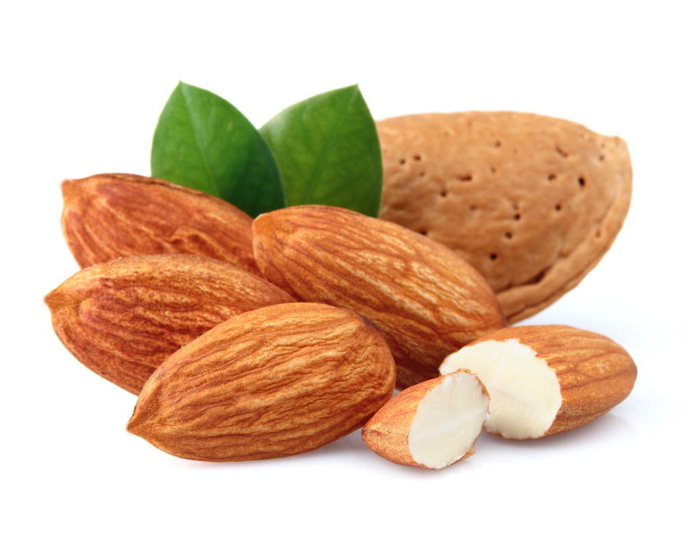 Almonds_Foods