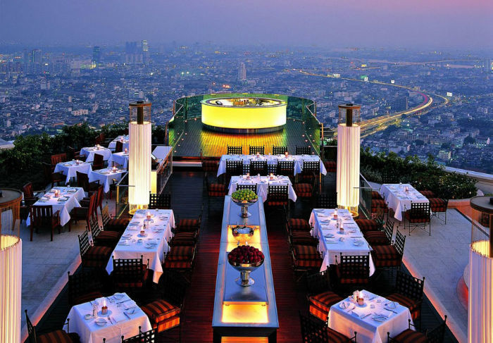 30 Most Amazing Restaurants With Stunning Views. #8 Is Startling