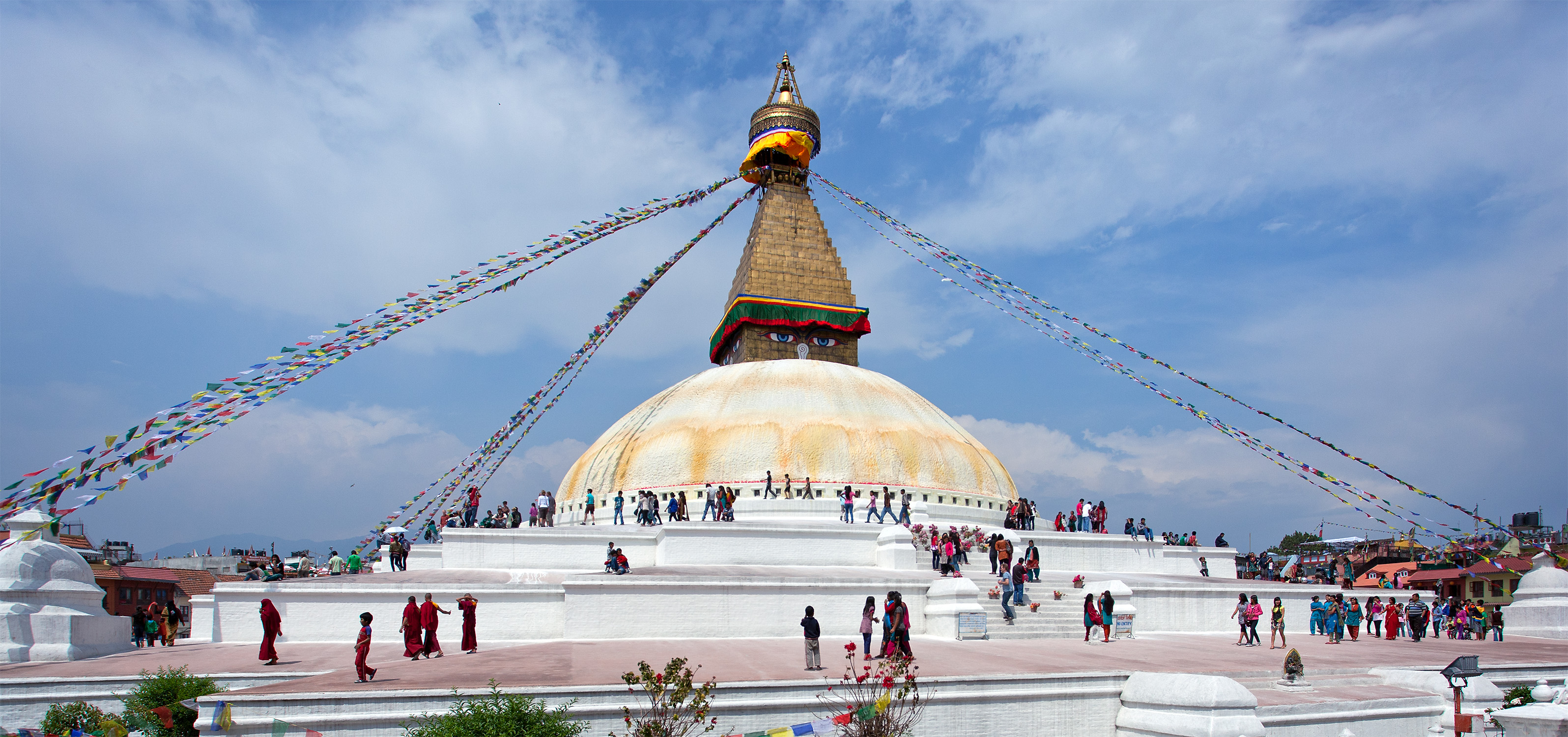 Bodhnath Stupa_Asia top Temples