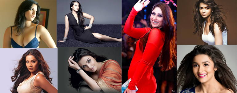 30 Most Tempting Bollywood Actresses Who Sizzled The Indian Cinema
