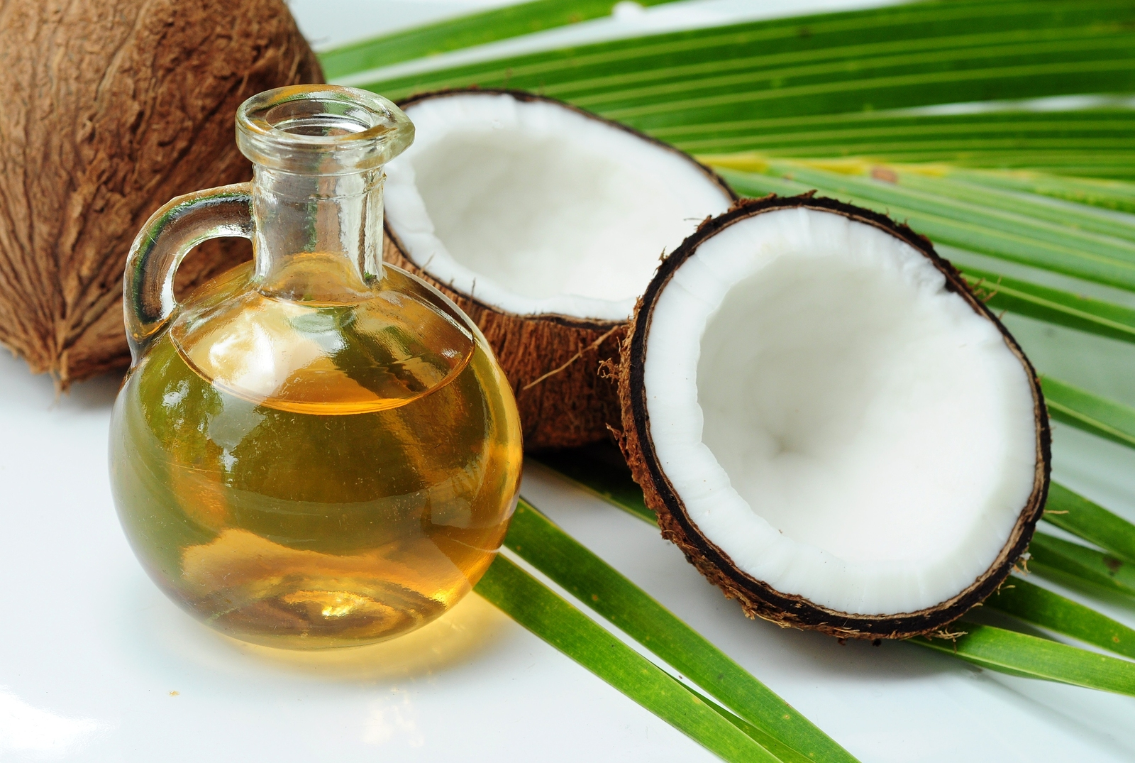 Cold-pressed Virgin Coconut Oil_Foods