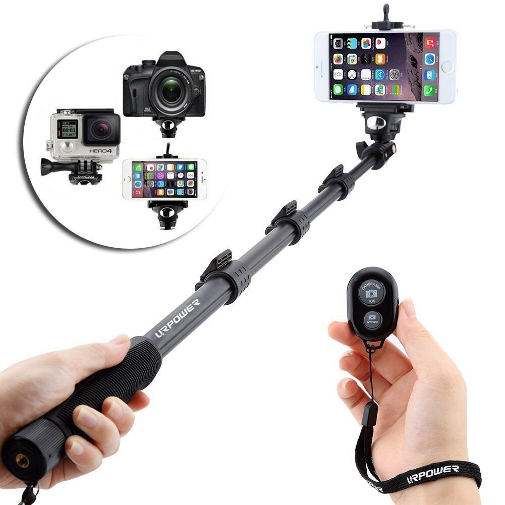 Extendable GoPro Pole_Online Camera