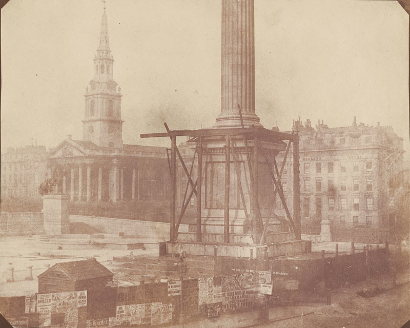 nelsons-column-vintage-pictures