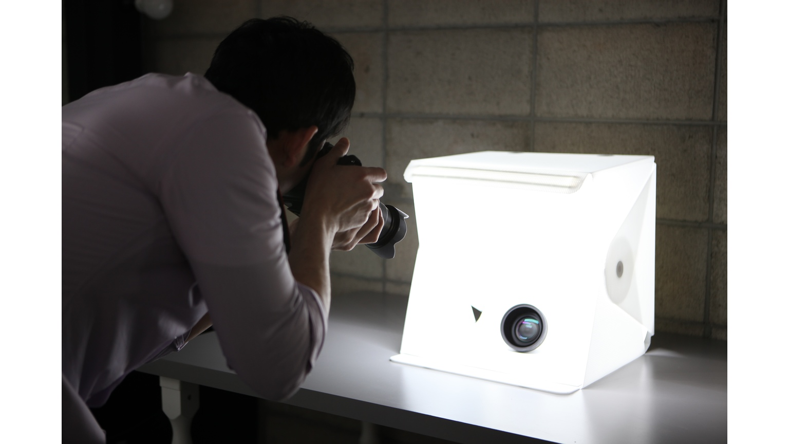 Portable Pop-Up Lightbox Studio_Online Camera