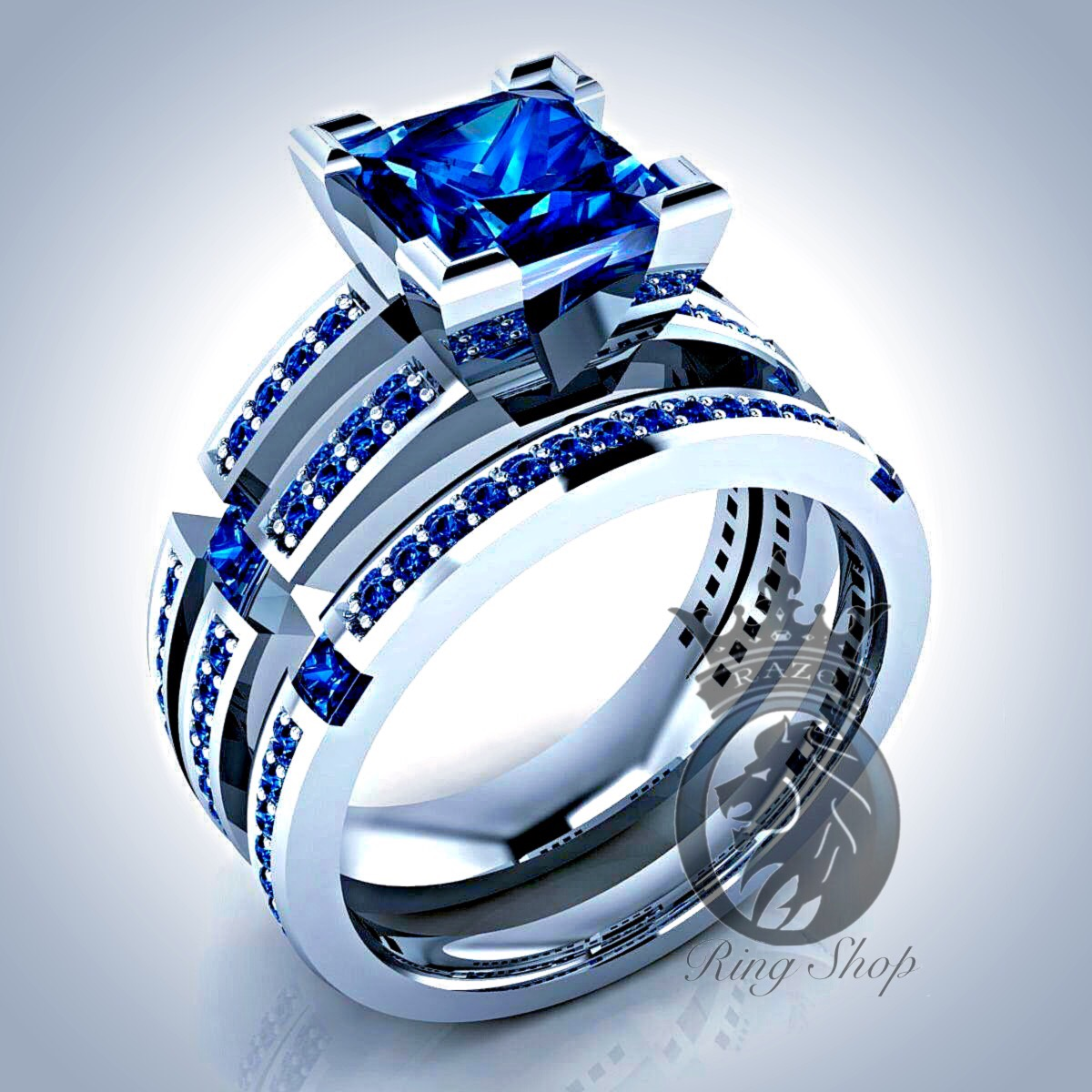 r2 d2 engagement ring - R2d2 Wedding Ring