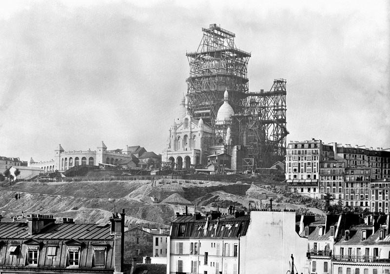 sacre-coeur-vintage-pictures