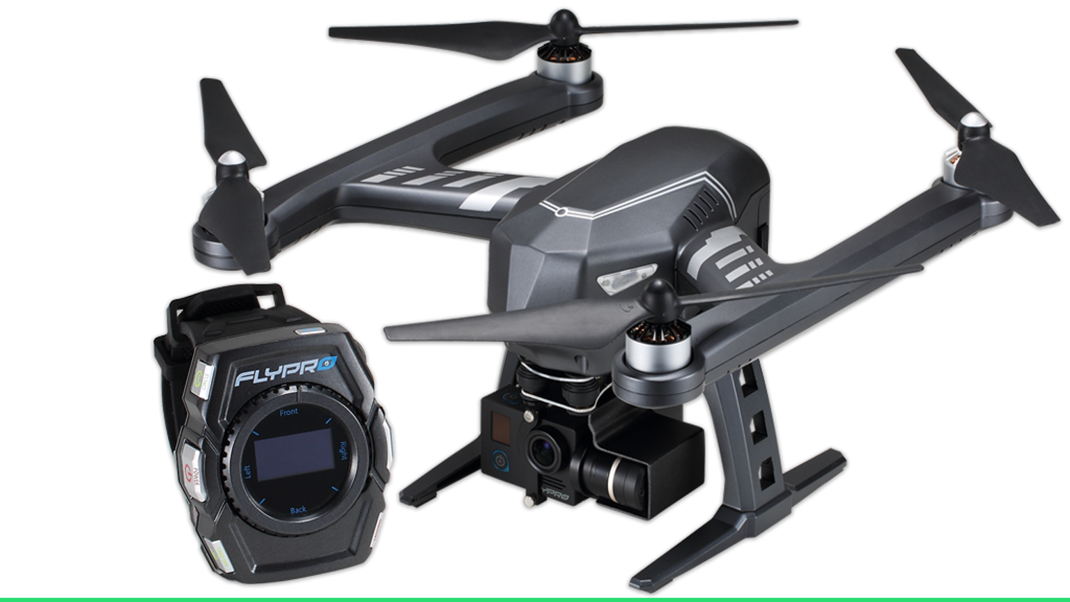 Smartwatch Controlled Drone_Online Camera