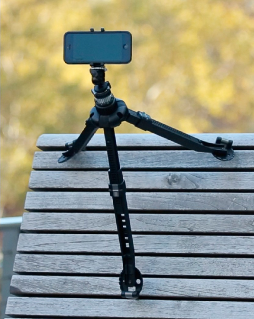 Super Flexible Tripod_Online Camera