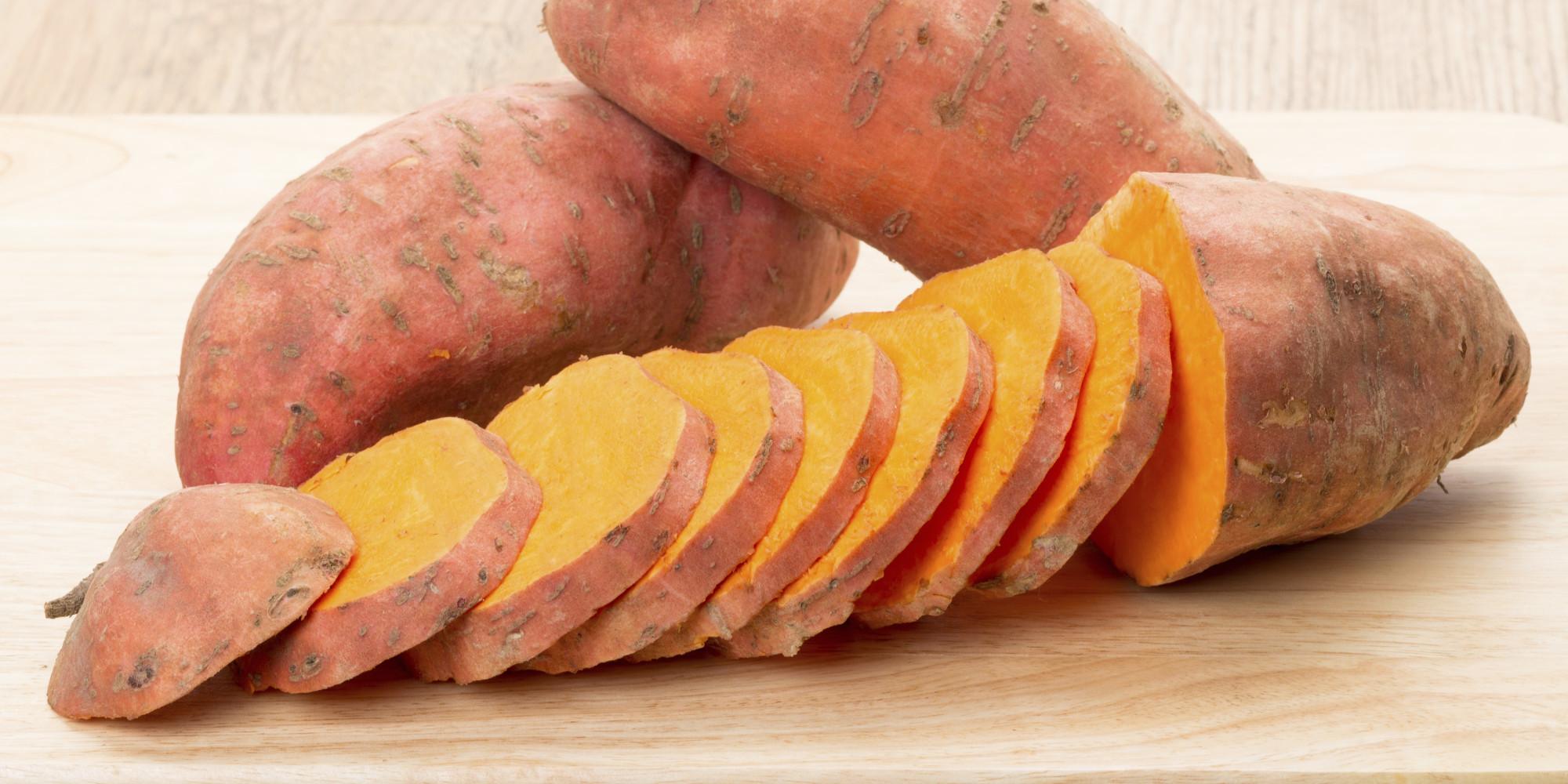 Sweet Potatoes_Foods