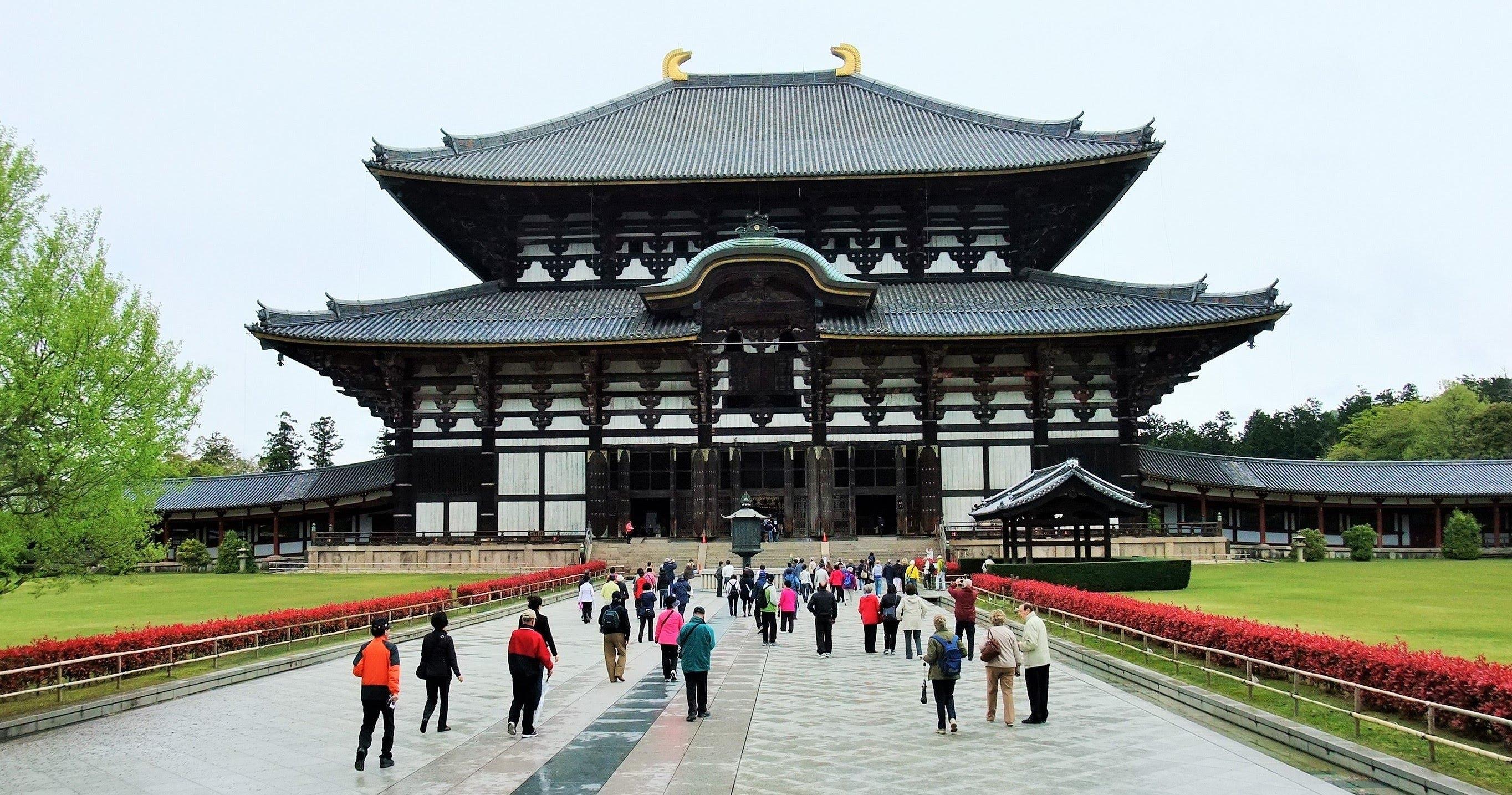 Image result for Đền đài Todaiji