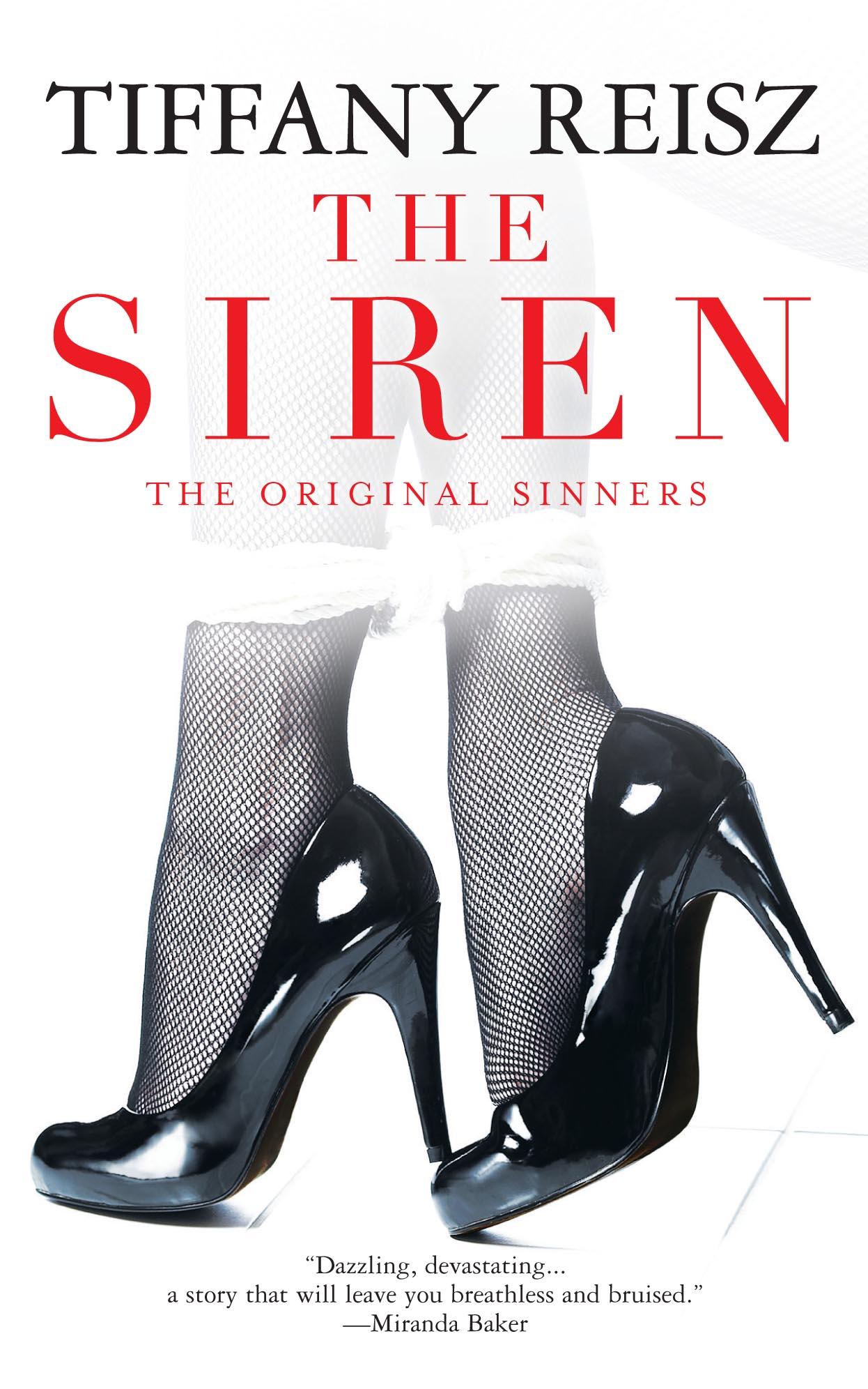 The Siren Paperback by Tiffany Reisz