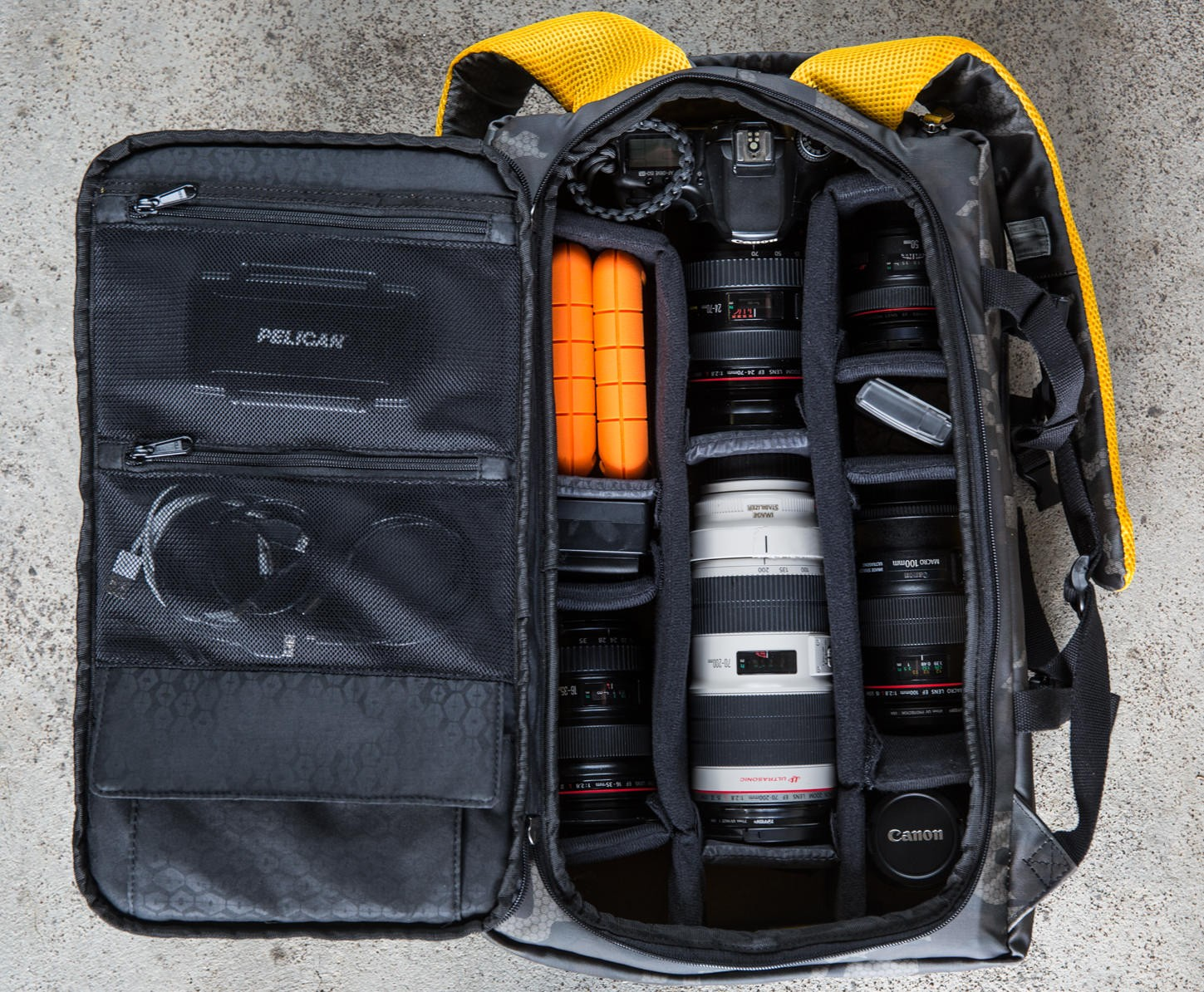 Travel Photography Backpack_Online Camera